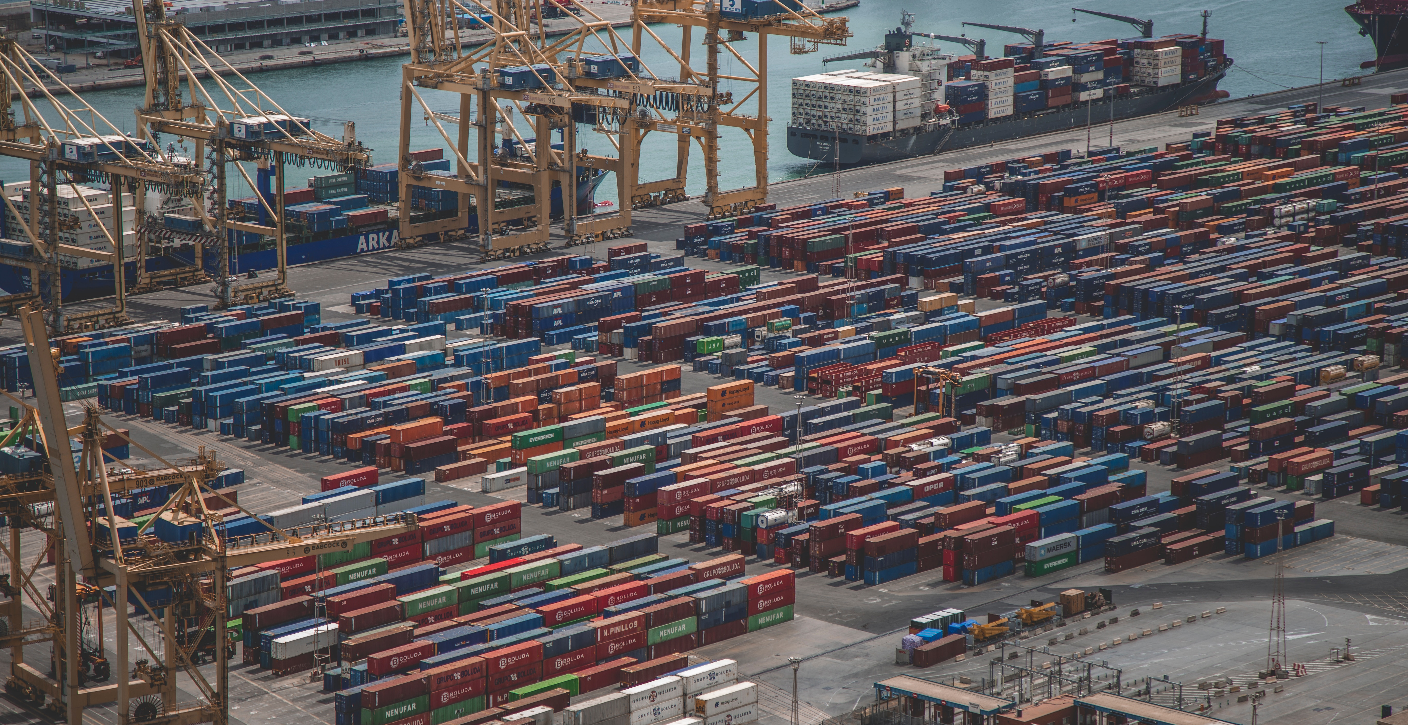 How does the Blockchain function in the Supply Chain?